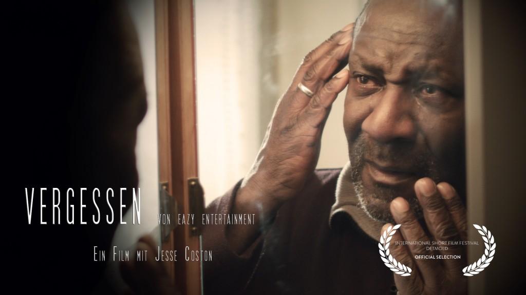 """Cover zum Kurzfilm """"Vergessen"""" / Fotos stammen von Jochen Isensee"""